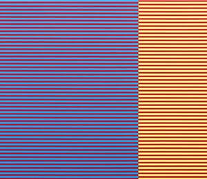 The Triad Optical Illusion.
